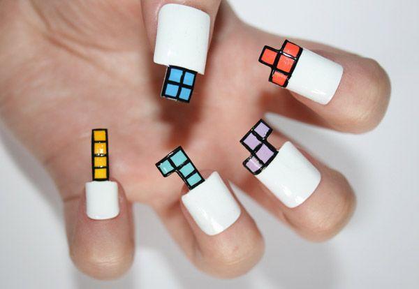 summer nail art designs full size