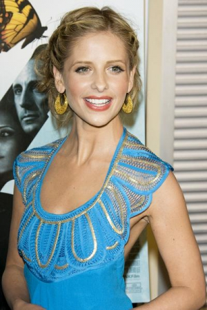Sarah michelle gellar nude fakes photo 37