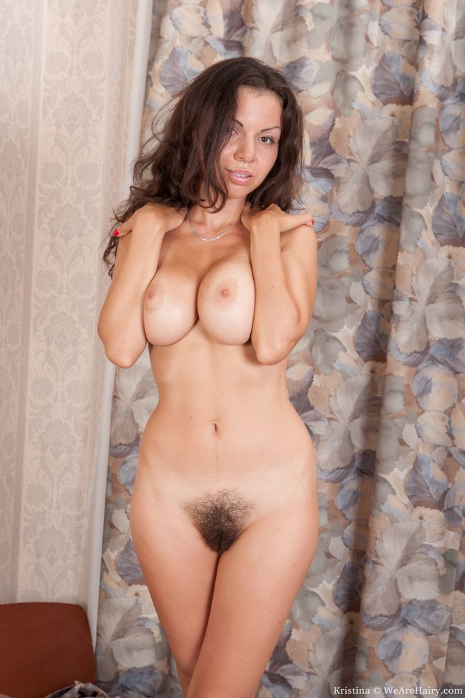 Big Tits And Hairy Pussy Porn