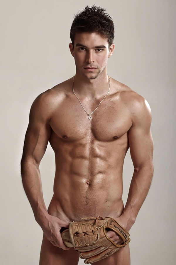 Hot guy baseball player