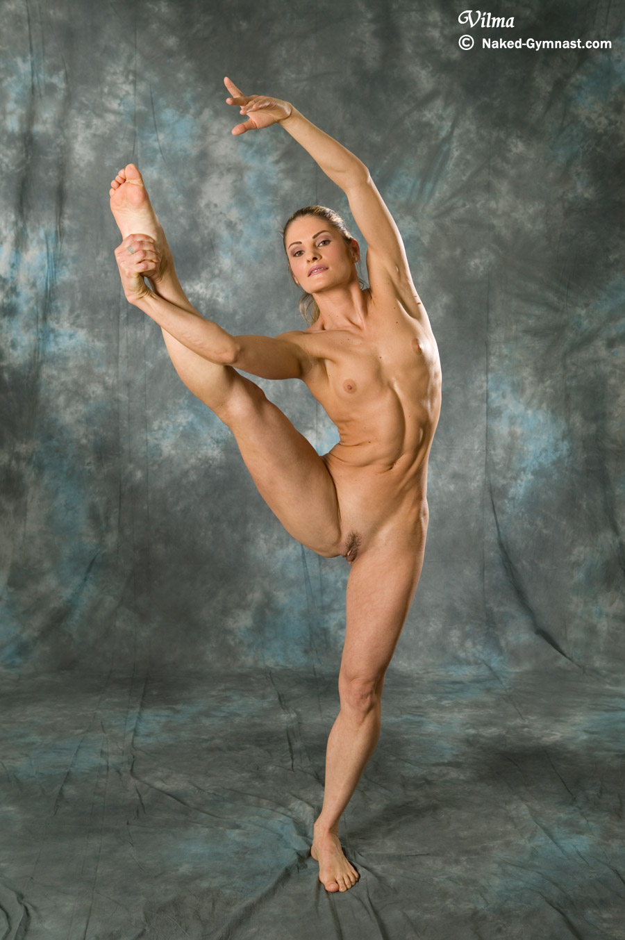 Nude Female Gymnastics 12