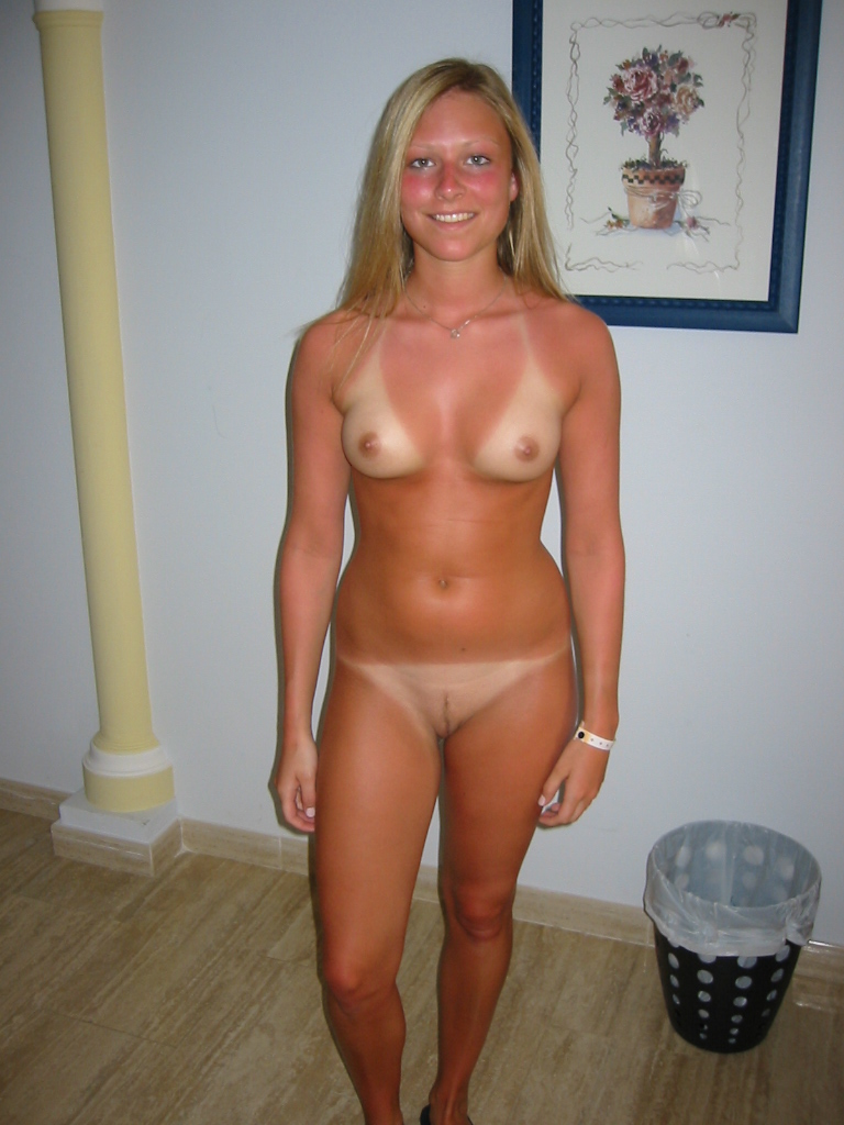 Naked tan young girls