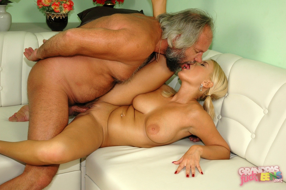 Teens getting fucked by grandpa