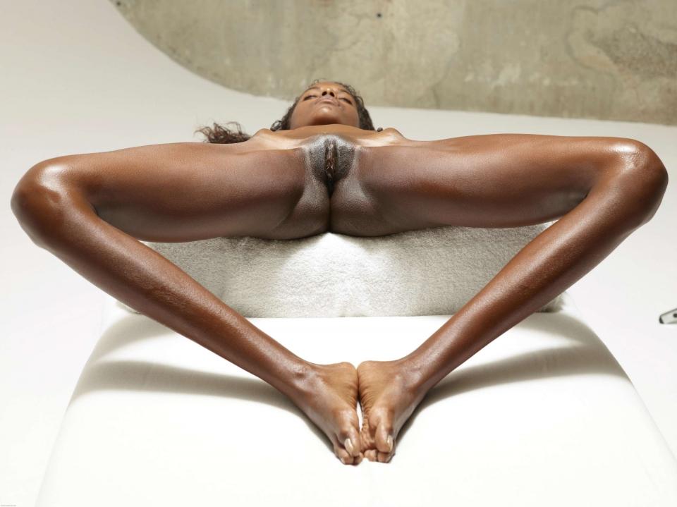 average black woman nude