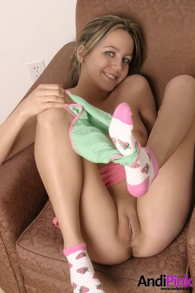 Teen Andi Pink 34