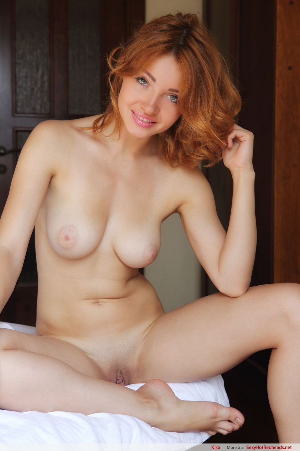 natural redhead nudists