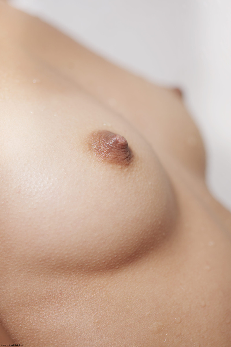 only up close nude boobs