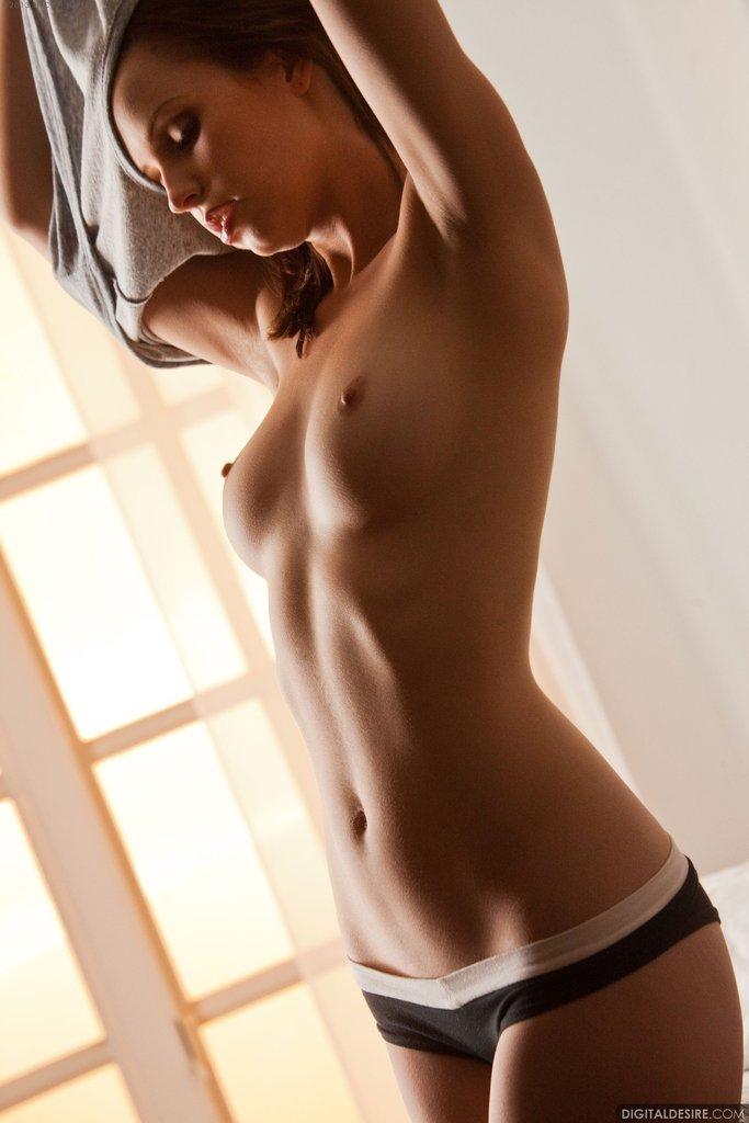 office women breast Nice