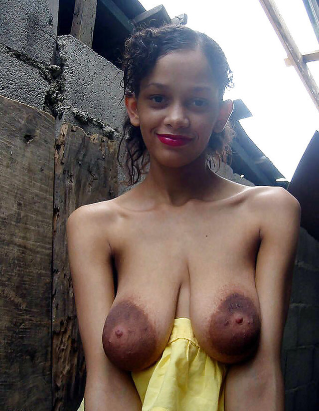 big saggy tits with huge areolas latina full size