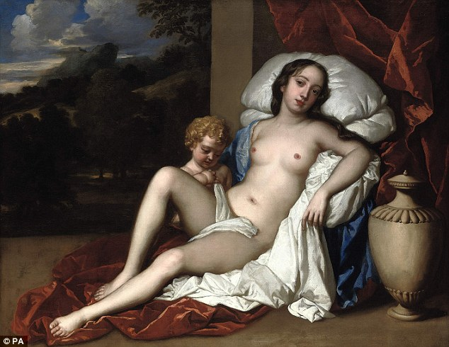 Can ask? 18th century women portraits nude accept