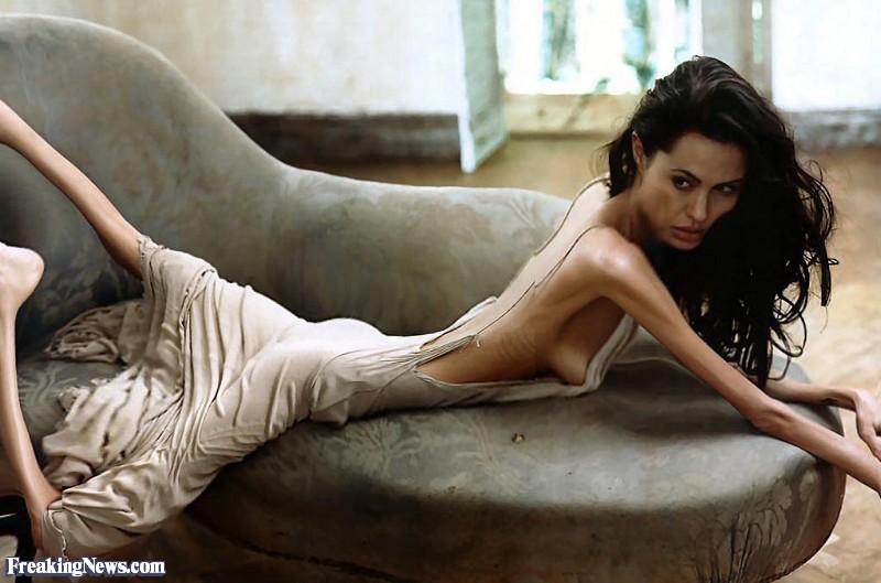 Angelina Jolie Masterbating Naked 112