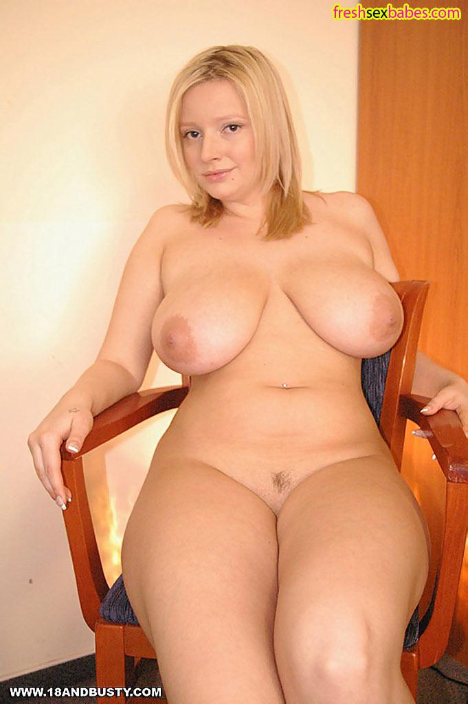 Big titties and huge ass!