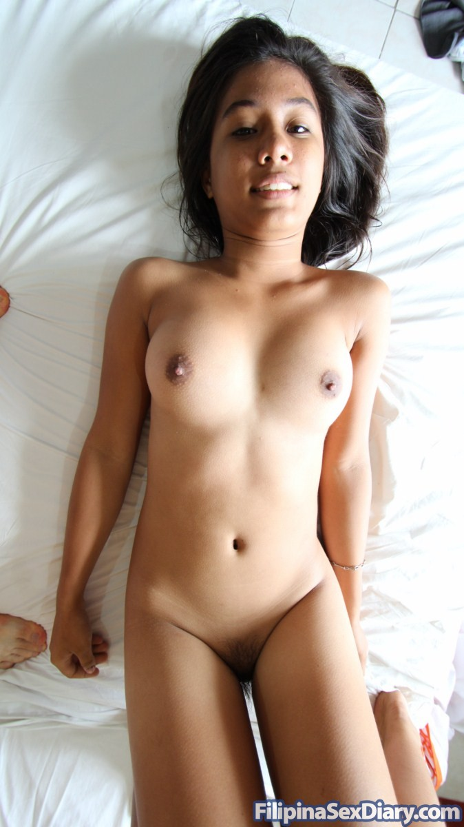 petite young puffy nipples tiny pussy