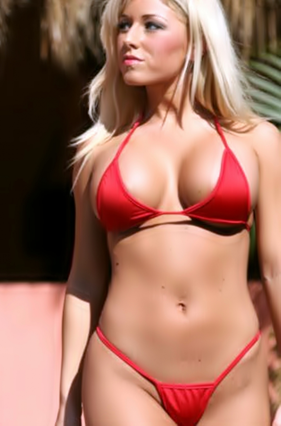Wicked weasel bikini see through - Justimg.com