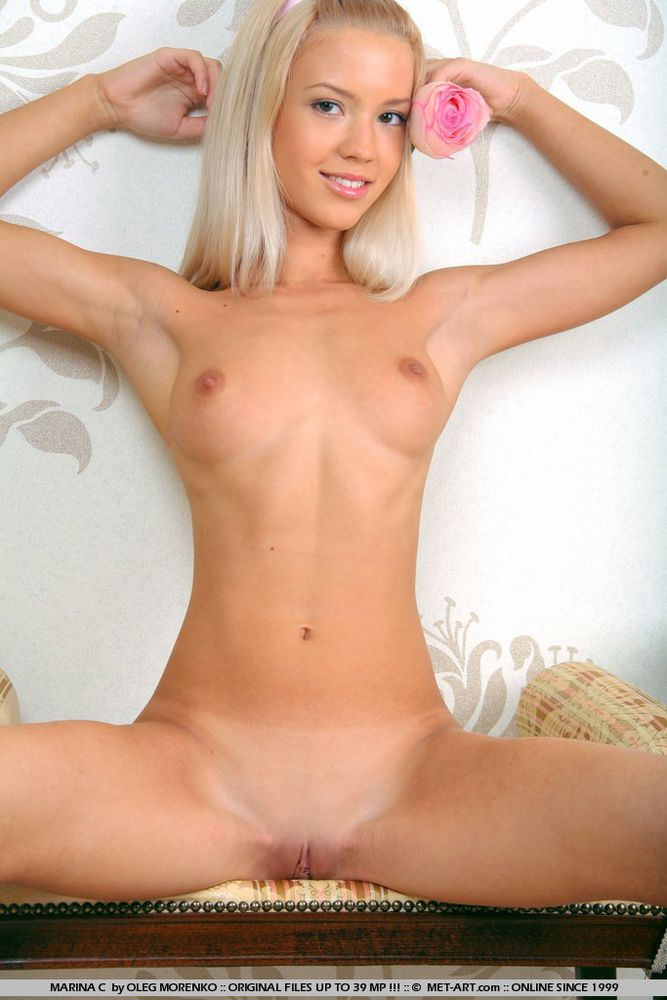 girls barely legal Bald pussy