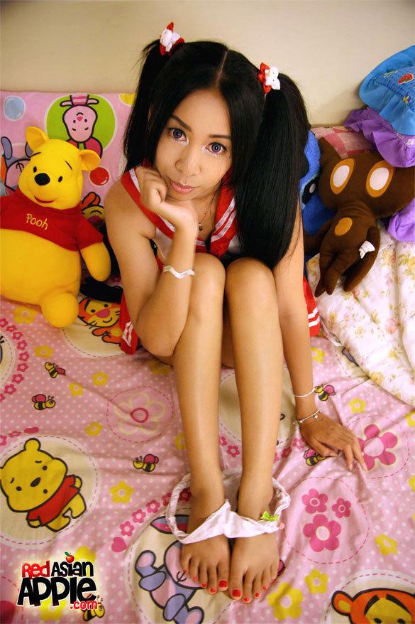 Japanese naked cosplay girls