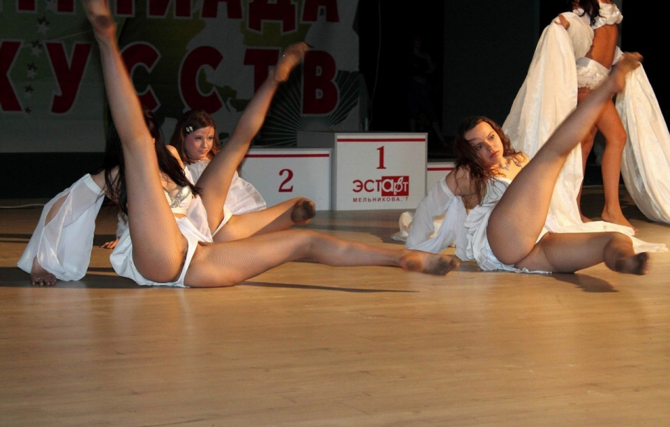 эротика танцы фото