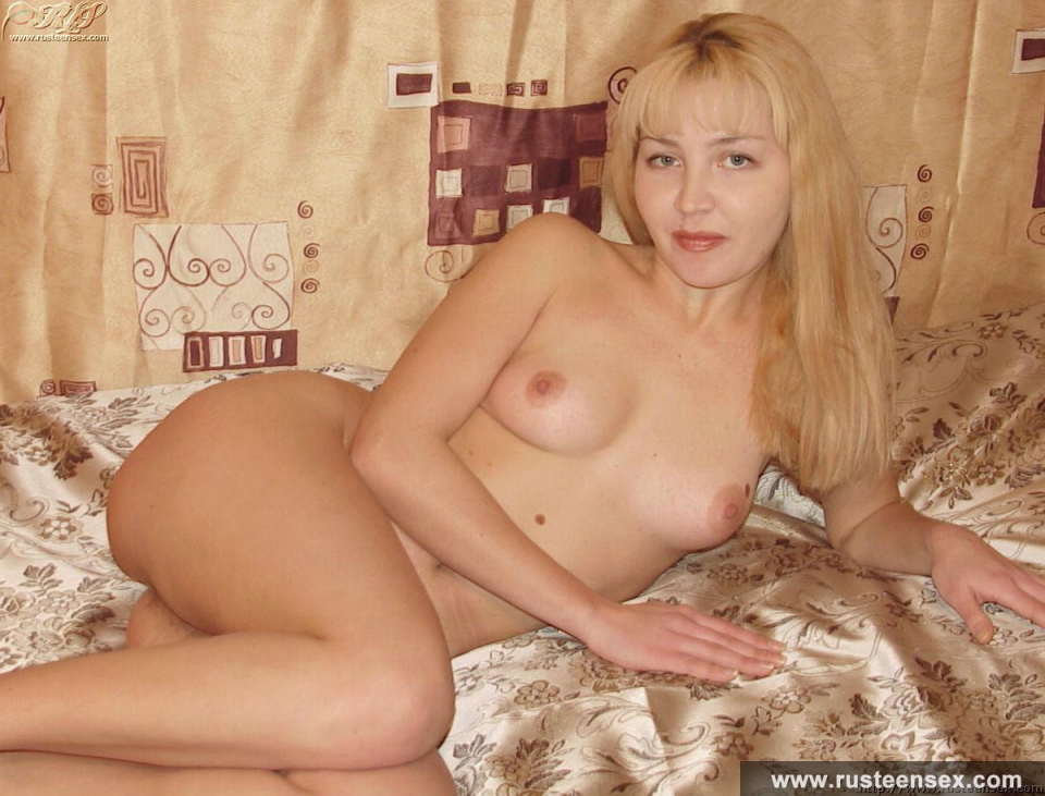 Porn of russian blondes