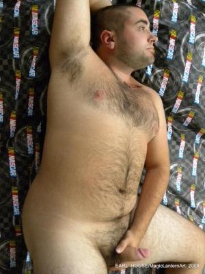 Ugly naked men masturbating and jerking