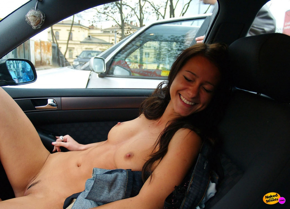 Opinion Sexy women tied up in a truck