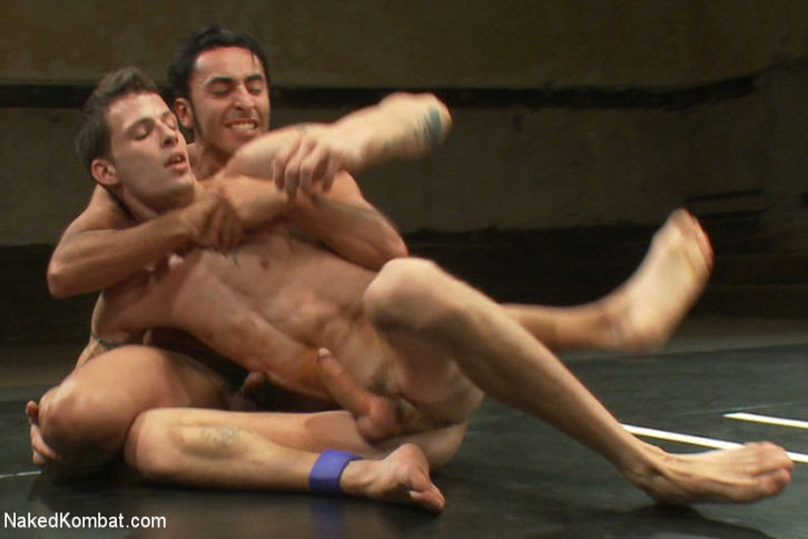 gay nude men wrestling full size