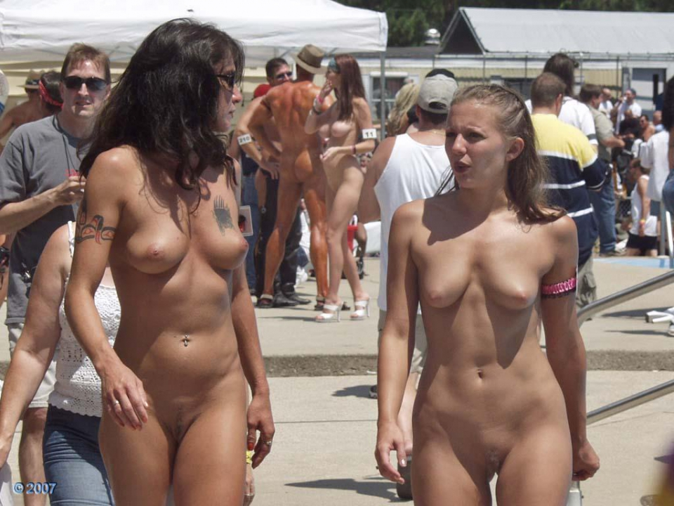 Girl nude contest suggest you