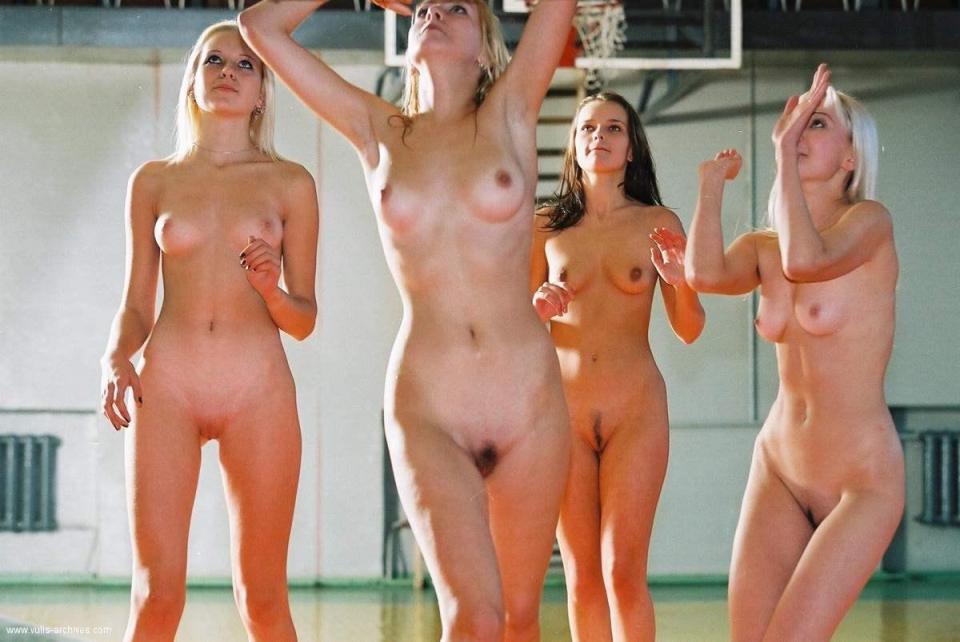Фото голые волейболистки