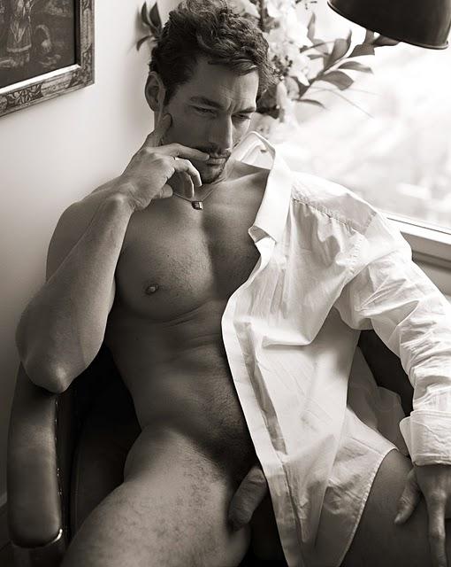 model david gandy nude full size