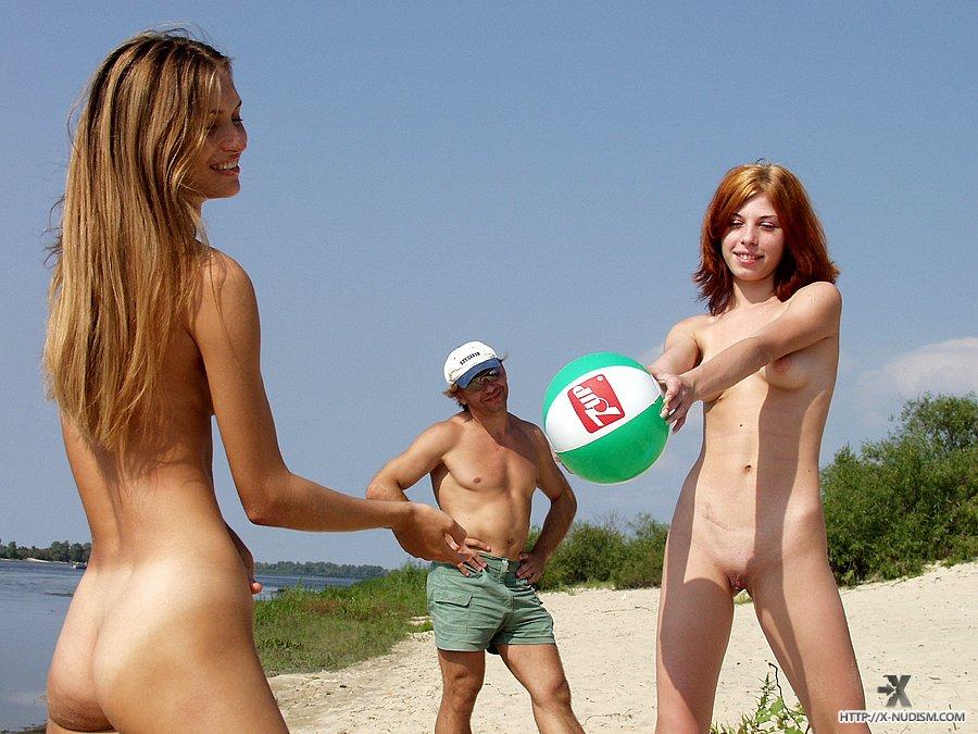 Russian little nudist summer camp - Justimg.com