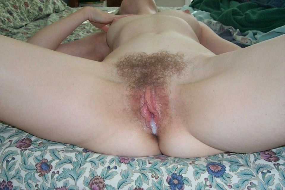 hairy creampies