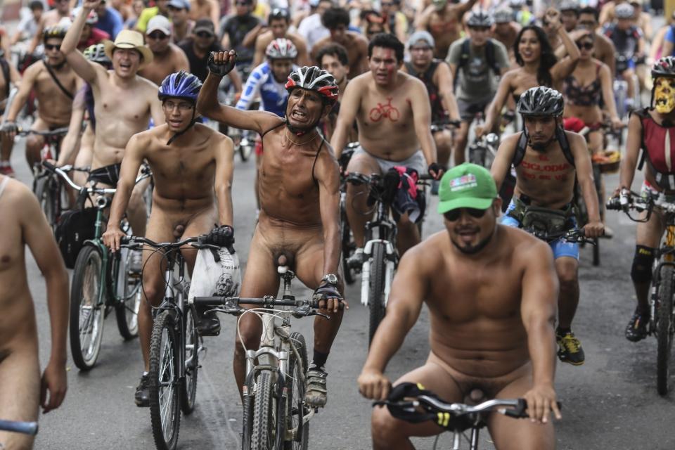 naked bike ride 2014 full size