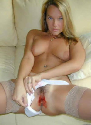 girl in periods naked pics
