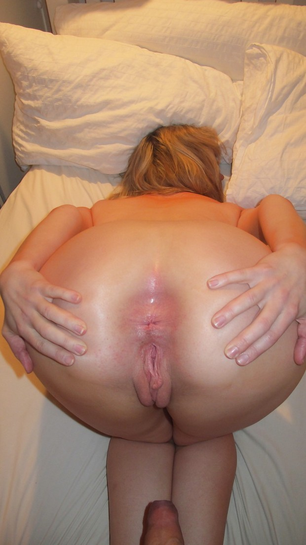 Perfect ass black spread pussy