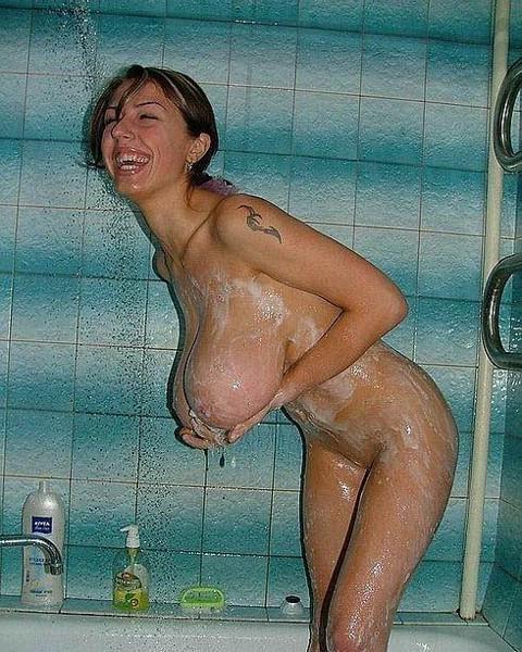 Girls caught bare naked