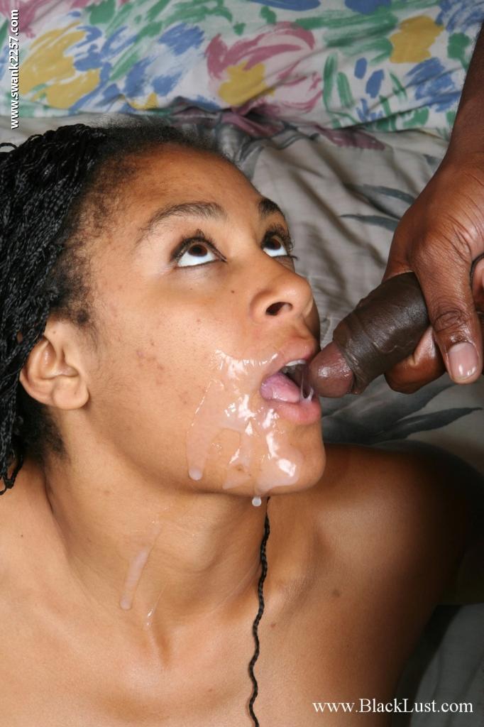 Half black lesbian