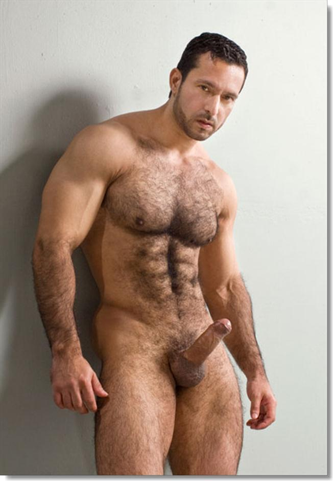 Naked Big Cock Men 16