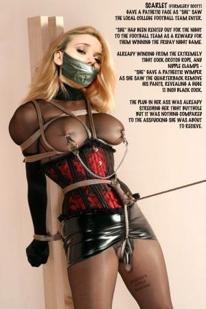 bondage stories maid Sissy