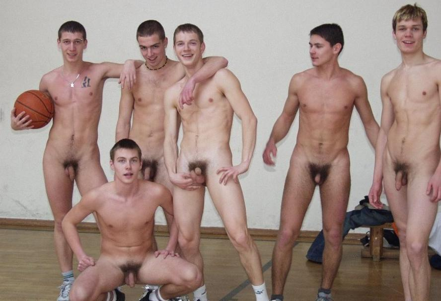 Фото голые ребята