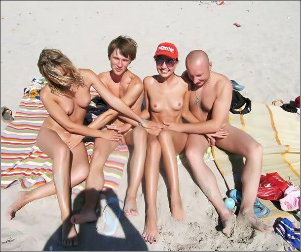 nudist camp family naturist beach 300x251 size