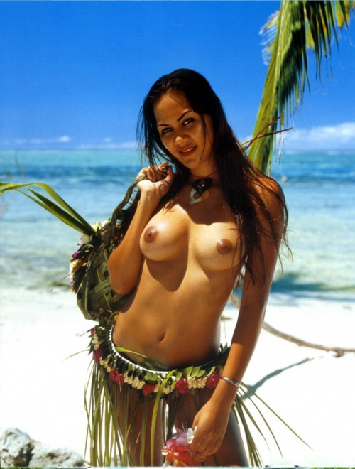 Polynesian women nude hd