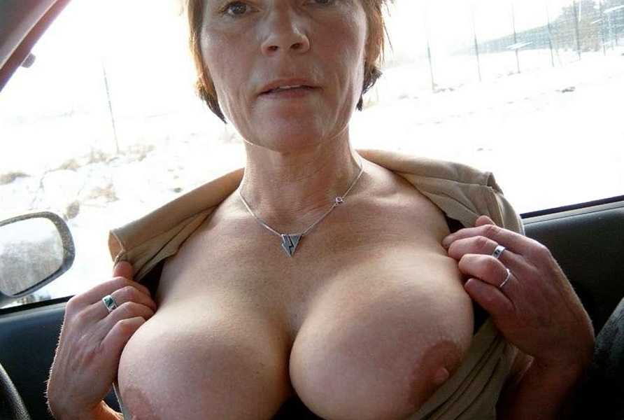 Show me your titties grandma! - HEAVY-R