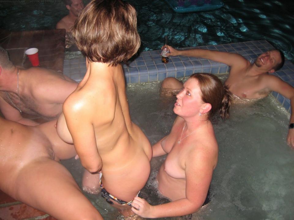 swinger orgy milfs naked in pools full size