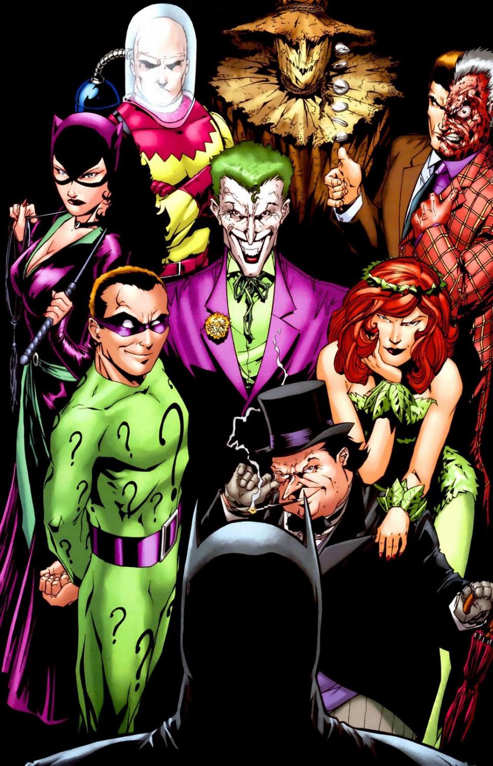 Batman villains list - Justimg.com