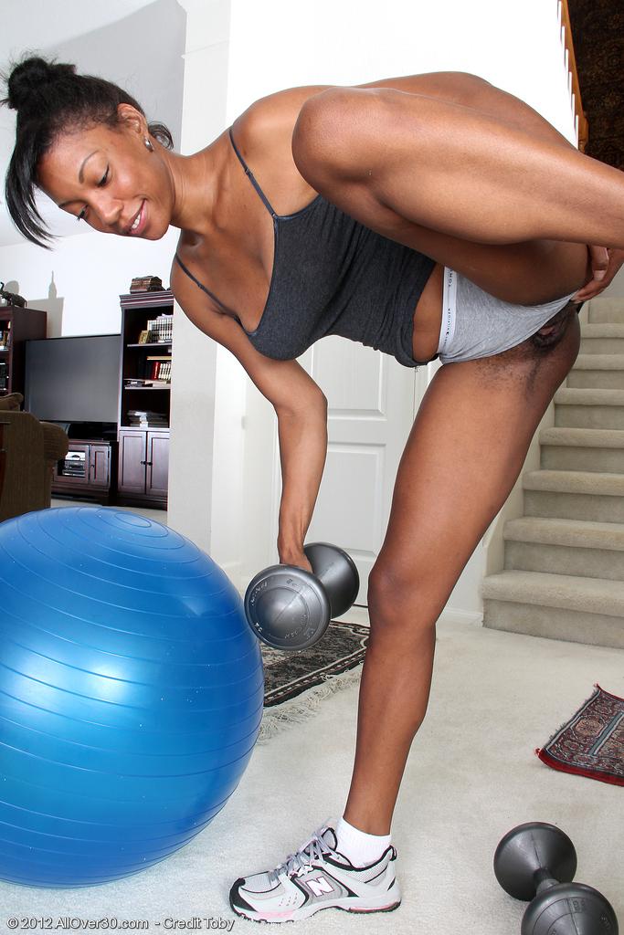 Milf Exercise 14