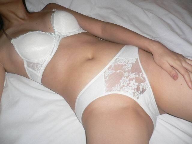 Wet panties legs spread many
