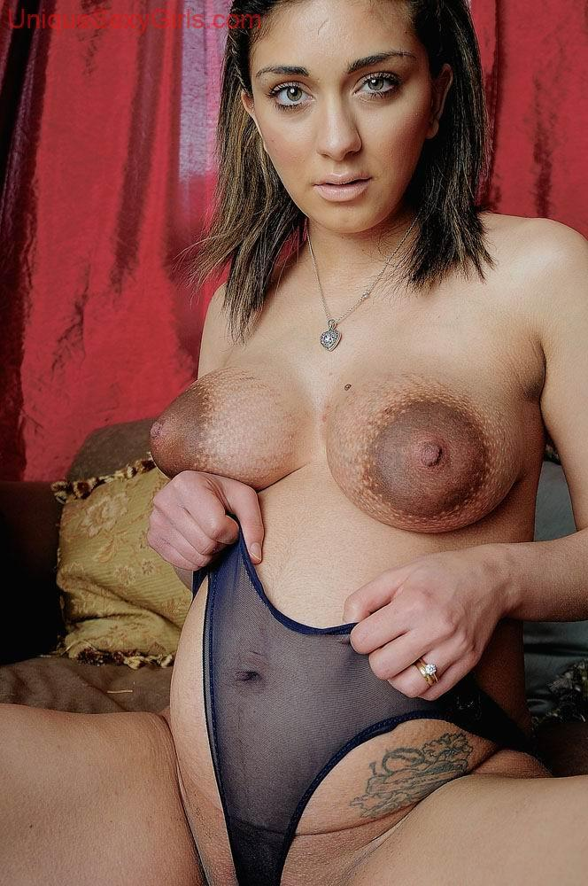 women with large nipples pics