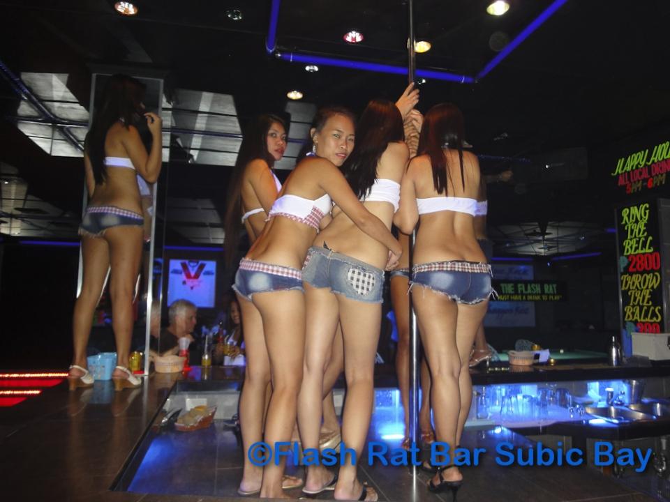 flash rat subic bay bar girls full size