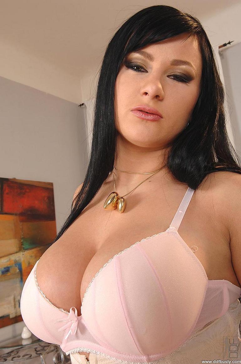 Massive boob shione sucks and fucks herself 5