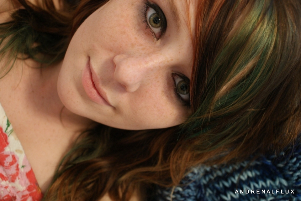 Pretty Very Buxom Freckled Redhead - Free Porn Videos