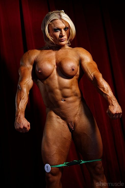 Naked Female Body Builders 97
